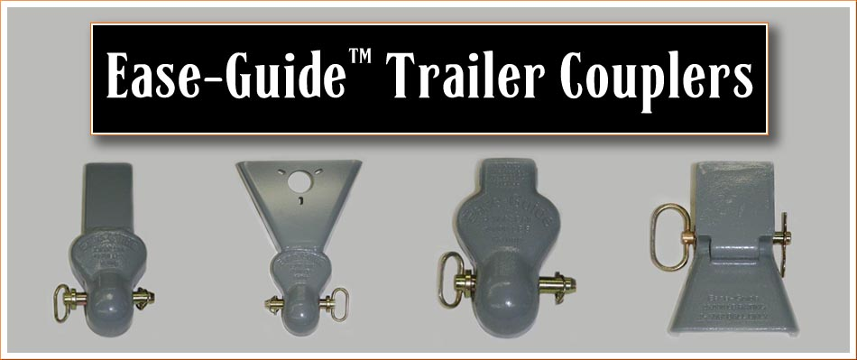 Product Photo of Ease-Guide Trailer Couplers